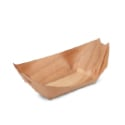 Poplar Wood Serving Boat 2.5