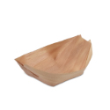 Poplar Wood Serving Boat 2.5 x 1.5 x .5 inch