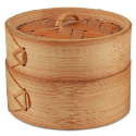 4 inch Bamboo Steamers