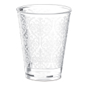 Comatec Baroque Mini Glass 2 oz - 1.7.5 inch diameter