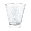 Comatec Baroque  Glass 5oz - 2.5 inch diameter