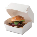 Comatec Mini Burger Box 2.75 x 2.75 x 2 inch