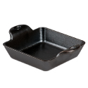 Cast Iron Server Square - 4.5 inch