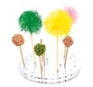 Comatec Circle Lollipop Stand with 28 Holes