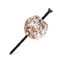 Comatec Black Plastic Screw Skewer 3 inch