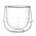 Kronos Double Walled 8.4 oz Glass