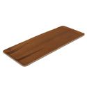 Teak Underliner, 14.6L x 5.8W inches