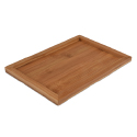 Comatec Bamboo Serving Trays, 10 Pieces