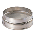 French Stainless Steel Sieve - 12 inch