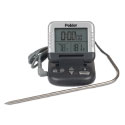 Timer/Thermometer With Probe