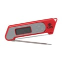 Folding Thermocouple Thermometer in Red
