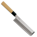 Square Usuba Knife - 7 inch