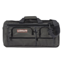 3 Section Knife Bag Deluxe, Graphite