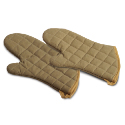Oven Mitts - Long Length: 17 inch