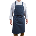 Bib Apron - Navy Blue SM/MD -