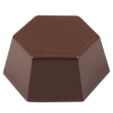 Hexagonal Cups Chocolate Mold - 20 Forms