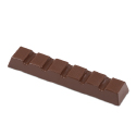 7 Bar Chocolate Mold - 5 x 1.25 inch