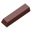 Two Piece Magnetic Rectangle Chocolate Mold- 12 Forms