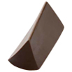 Triangle Twist Chocolate Mold, 24 Forms