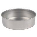 Straight Sided Pan - 2 inch high x 10 inch diam.
