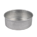 3 inch Straight Sided Pan - 3 inch x 8 inch diameter