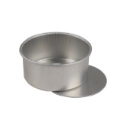 Removable Bottom Cake Pan 6 inch