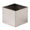"Square Ring Mold - 2"" Square x 1.75"" Height"