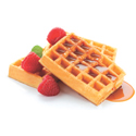 Waffle Silicone Mold - 20 Forms