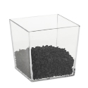 Comatec Square Mini Glass 2 ounce