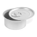 Comatec Round Tin with Pull Tab Lid - 4oz
