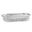 Comatec Rectangular Anchovy Tin
