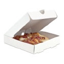Comatec Miniature Pizza Box 3.5 x 3.5 x .75 inch