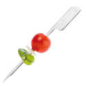 Comatec Stainless Steel  Paddle Pick 3.9 inches