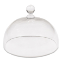 Glass Cloche - 4.10-inch Diameter