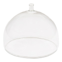 Glass Cloche - 7-inch Diameter
