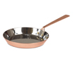 "Mini Fry Pan 3.75"""" Copper Finish"