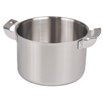 "Piazza 3-Ply Deep Cookpot 6.3"""" x 4.3"""""