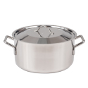 Sitram Collectivite Pro Dutch Oven with Lid - 9.5-inch Diameter