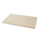 Rubber Cutting Board  12 x 18 inches - 3/4 inch thick