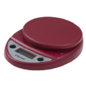11 Lb. Digital Scale, Red