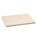 "Rubber Cutting Board 1/2"""" 12x9"